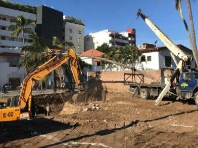 Demolicion Nereidas Lofts