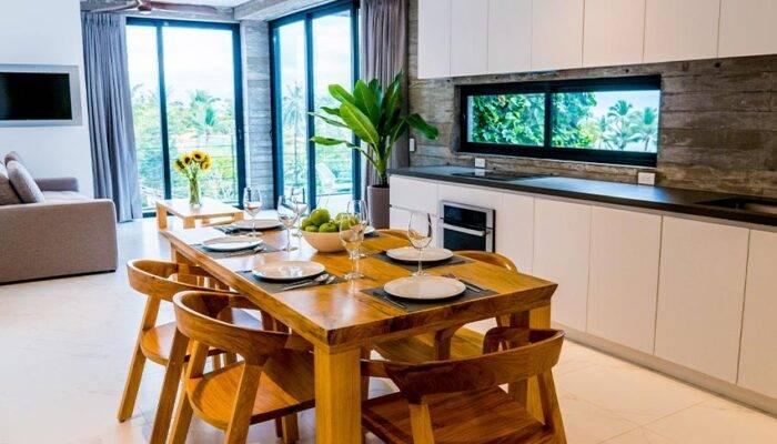 Nereidas Lofts Vacation rental Two Bedroom Unit 12